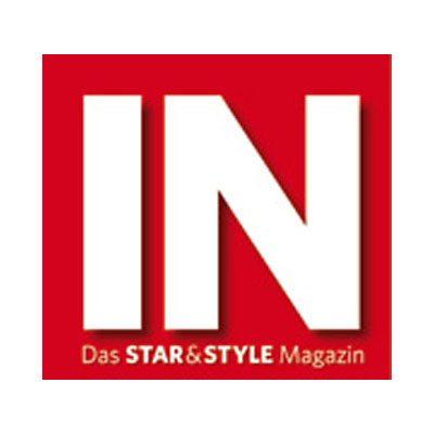 IN Magazin Logo Grafik